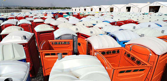 Champion Portable Toilets in Lufkin,  TX